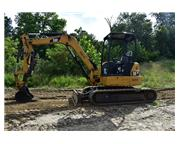 2014 CATERPILLAR 305E CR MINI EXCAVATOR - W6881