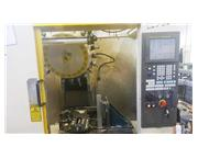 Fanuc Robodrill T-21iDL CNC Drilling Tapping Center with Pallet Changer
