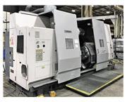 OKUMA LU-45M CNC Turning Center with Live Milling