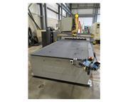 """2015 MULTICAM MODEL 3-204-R CNC ROUTER, 60.5"""" x 122"""""""