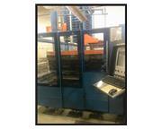 """PRIMA 3500 WATT CO2 CNC LASER PLATINO 1530HS, 5'x10', F-axis, 5""""&7.5"""" l"""