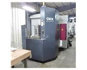 OKK HP500S, 2006, HIGH-PRESSURE TSC, 12K RPM, 60 ATC