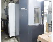 OKK HP500S, 2006, FULL 4TH, TSC, 12K RPM, 60 ATC