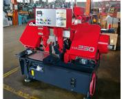"10"" X 10"" AMADA FULLY AUTOMATIC HYDRAULIC HORIZONTAL BAND SAW"