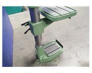 "24"" DoAll # DGP-24 , gear hd. fl. drill press, hd. elevating mechanism, spindle power"