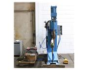 "100 KVA 48"" Throat Lors 1100-AP-1 SPOT WELDER, Interlock Ind. Model 108 Control"