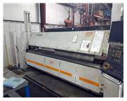 "RAS 74.30 126"" X 9 Gauge Hydraulic CNC Folding Machine"