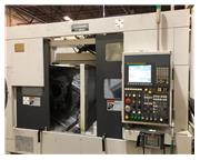 Takisawa TT-2600G Twin Spindle with Gantry Turning Center