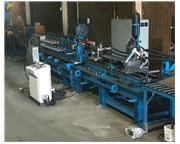 """SAMCO 2-1/2"""" Stud & Track Greenfield Roll forming Line"""