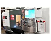 "HAAS, ST-30, 30"" SWING, 10"" Chk, NEW: 2014"