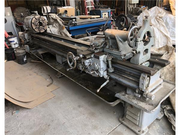 REED PRENTICE ENGINE LATHE
