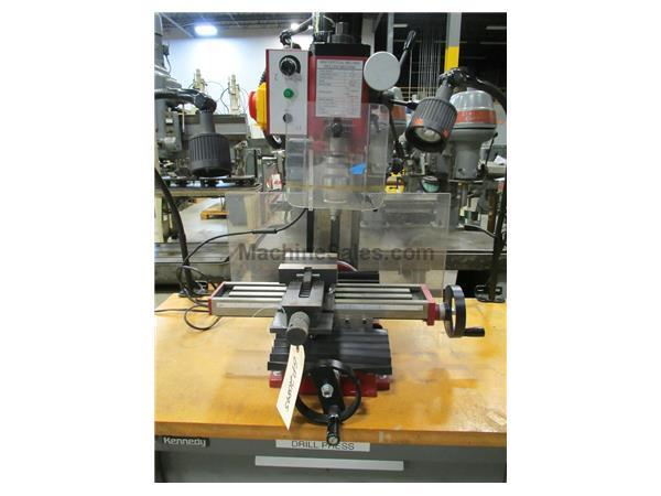 Used MICROLUX HIGH PRECISION HEAVY DUTY MINIATURE MILLING
