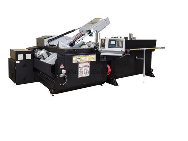 "NEW - 18""H x 22""W HYD-MECH V-18APC-60 AUTOMATIC VERTICAL TILT FRAME BAND SAW"