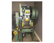 25 Ton Rousselle Model 3E OBI Punch Press