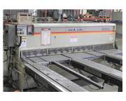 "1/4"" x 10' Accurshear Plate Squaring Shear Model 625010 New 2004"