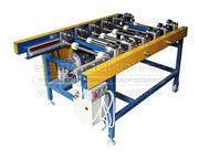 Standing seam roofing machine F3. easy adjustable Roof panel roll forming