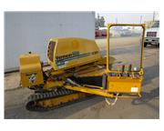 2000 Vermeer SC505 Diesel Self Propelled AutoSweep Stump Grinder