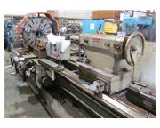"Poreba 36"" x 96"" TRP 93 x 2M Gap Bed Manual Lathe"