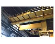 ACE Bridge Crane Loader Forklift with 75 feet span Rail to Rail