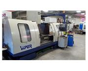 2002 Mighty Viper 1600 CNC Vertical Machining Center
