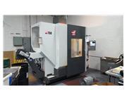 HAAS UMC-750, 2014, TSC, 12K RPM, 40 ATC, CONVEYOR, VERY CLEAN