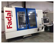 "FADAL, 4525, 45"" X, 25"" Y, 24"" Z, CNC VERTICAL MACHINING CEN"