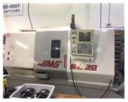 Haas SL30T (Live Tooling)