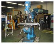 "Alliant 9"" x 42"" Model 42VC Vertical Milling Machine S/N: 73125243"