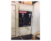 NARDINI LOGIC 500G FLATBEED CNC LATHE