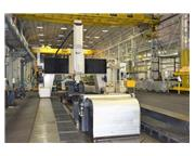 Cincinnati MAG U-5 CNC 5-Face Travelling Gantry Rail Type Milling Machine