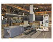 Cincinnati MAG U-5 CNC 5-Face Travelling Gantry Rail Type Milling Machine