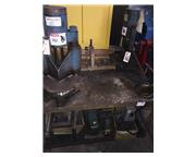 W.A. WHITNEY 18 TON HYDRAULIC ANGLE IRON SHEAR & NOTCHER