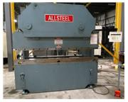 2004 ALLSTEEL MODEL 95T HYDRAULIC PRESS BRAKE, WITH AUTOMEC 1-AXIS CONTROL,