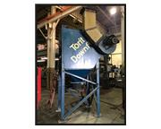 "DONALDSON TORIT ""DOWNFLO EVOLUTION"" DUST COLLECTOR MODEL DFT2-8, 7.5 H.P.,"