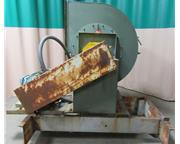 Used 40 HP Dust Collector Motor & Blower