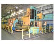 "7.87"" Toshiba 7-Axis CNC Floor Type Horizontal Boring Mill"