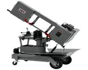 JET HVBS-10-DMWC DUEL MITERING PORTABLE SAW WITH COOLANT SYSTEM  1 HP, 115