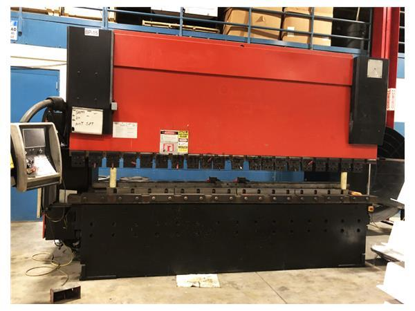 Amada HFE 130/4 Hydraulic Downstroking Press Brake Year 	2001