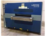 """Lissmac SBM-M 1000 B2 Oxide Remover, Dbl-Side, 40"""" W x up to 0.79&quot"""