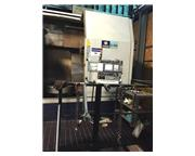 """(1) 2013 Honor-Seiki V100-A 52"""" Swing CNC Vertical Turning Fanuc OiTD"""