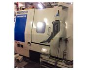 2011 HURCO TMX-8MYS CNC Lathe w/ Sub Spindle, Live Tooling & Y-Axis