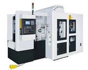 KENT USA KHC-320 HORIZONTAL MACHINING CENTER