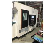 2014 Mazak VCU-500A/2P 5-Axis Vertical Machining Center w/ Auto Pallet Chan