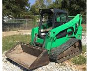 2013 BOBCAT T750 SKID STEER
