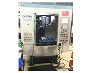 2001 Brother TC-22A Drilling & Tapping Center with Brother CNC