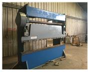 Verson 10' x 60 ton mechanical press brake