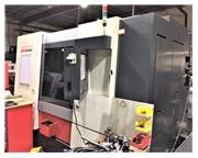"HWACHEON, HI-TECH 250MYA, 30"" SWING, FANUC 18T CNTRL, NEW: 2006"