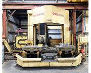 Giddings & Lewis Orion 1250 4-Axis CNC Horizontal Machining Center