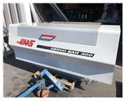 2000 Haas Servo 300 Barfeeder