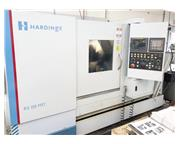 HARDINGE RS150MSY, 2007, FANUC 18i, Y-AXIS, LIVE MILLING, SUB SPINDLE